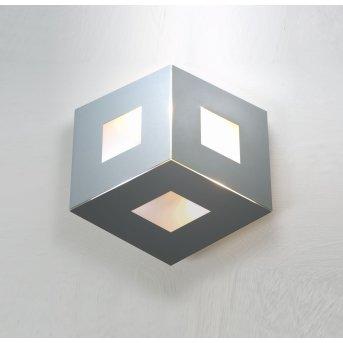 Bopp-Leuchten BOX BASIC Plafoniera LED Colorato, Alluminio, 3-Luci