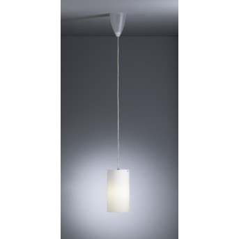 Tecnolumen HLWS 4 Lampada a sospensione Nichel opaco, 1-Luce