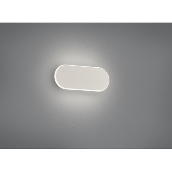 Trio Carlo Applique LED Bianco, 1-Luce