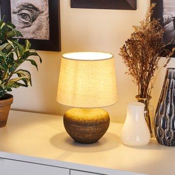 Exchange Lampada da tavolo Marrone, 1-Luce