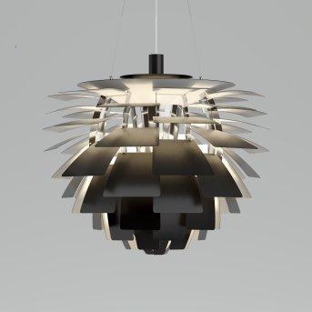 Louis Poulsen PH Artichoke Lampada a Sospensione LED Acciaio inox, 1-Luce