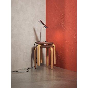 Louis Poulsen AJ Mini Lampada da tavolo Acciaio inox, 1-Luce