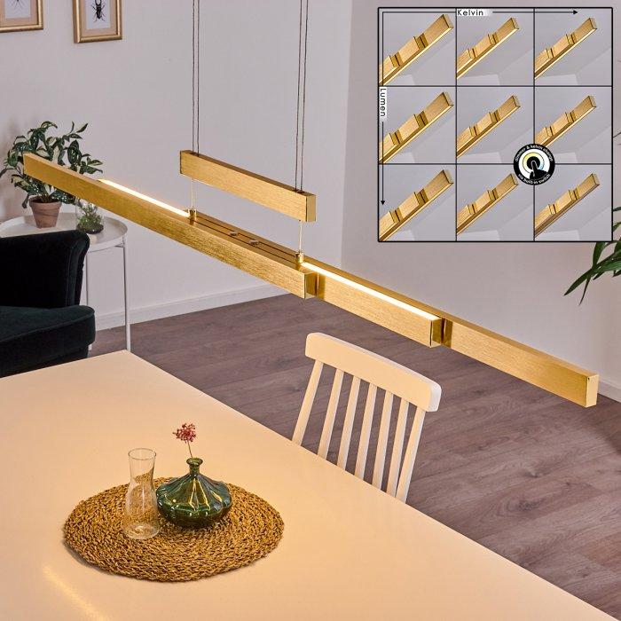 Inicio Lampada A Sospensione Led Oro H3384077 Lampe Shop Ch