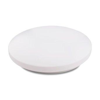 Mantra ZERO SMART Plafoniera LED Bianco, 1-Luce, Telecomando