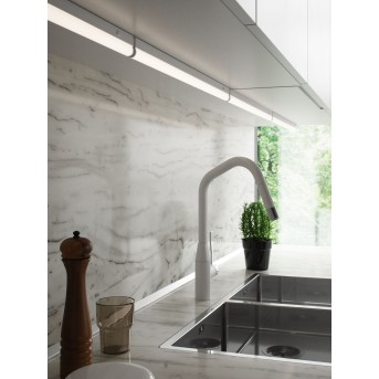 Nordlux Latona Illuminazione sottopensile LED Bianco, 1-Luce