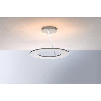 Bopp-Leuchten STELLA Plafoniera LED Argento, Bianco, 4-Luci