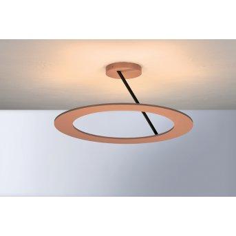 Bopp-Leuchten STELLA Plafoniera LED Nero, Ramato, 5-Luci