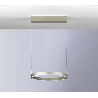 Bopp-Leuchten FLOAT Lampada a Sospensione LED Marrone, 2-Luci
