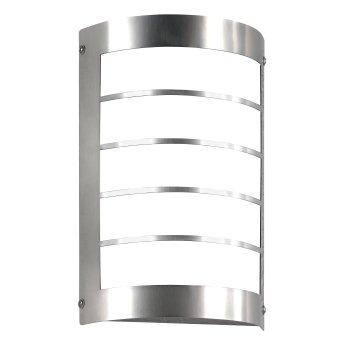 CMD AQUA MARCO Applique da esterno LED Acciaio inox, 1-Luce, Sensori di movimento
