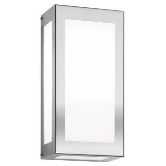 CMD AQUA RAIN Applique da esterno LED Acciaio inox, 1-Luce, Sensori di movimento