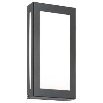 CMD AQUA LEGENDO Applique da esterno LED Antracite, 1-Luce