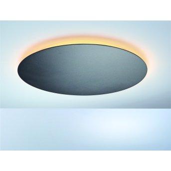 Escale BLADE Plafoniera LED Antracite, 1-Luce
