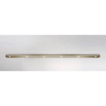 Bopp-Leuchten CLOSE Plafoniera LED Marrone, 6-Luci