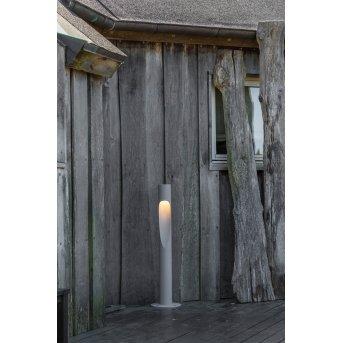 Louis Poulsen Flindt Lampioncino Segnapasso LED Alluminio, 1-Luce