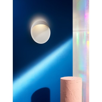Louis Poulsen Flindt Applique da esterno LED Bianco, 1-Luce