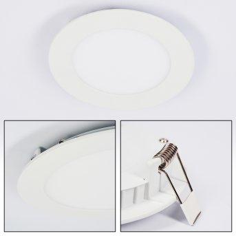 Finsrud Lampada da incasso LED Bianco, 1-Luce