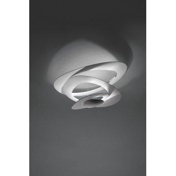Artemide Pirce Mini Plafoniera Bianco, 1-Luce