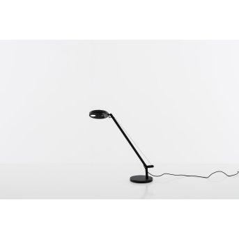 Artemide Demetra Micro Lampada da tavolo LED Nero, 1-Luce