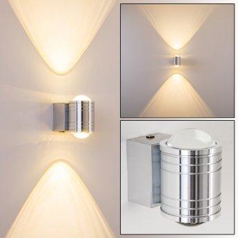 Florenz Lampada bagno LED Alluminio, 2-Luci