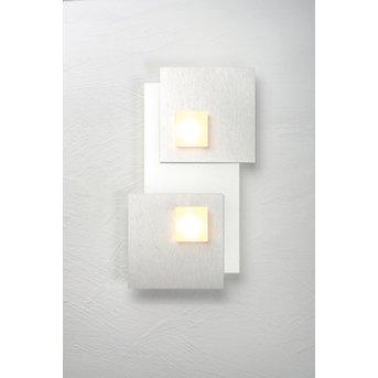 Bopp PIXEL Plafoniera LED Bianco, 2-Luci