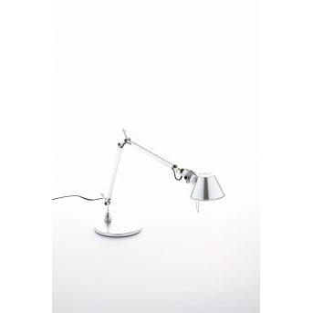 Artemide TOLOMEO MICRO Lampada da Tavolo LED Alluminio, 1-Luce