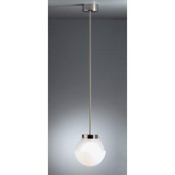 Tecnolumen HMB 29-250 Lampada a sospensione Nichel lucido, 1-Luce