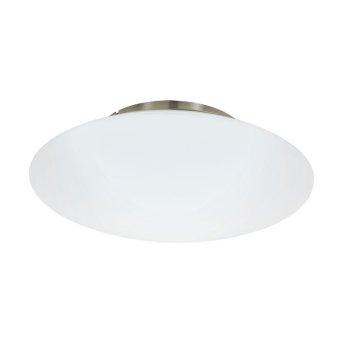 Plafoniera Eglo CONNECT FRATTINA-C LED Nichel opaco, 1-Luce, Cambia colore