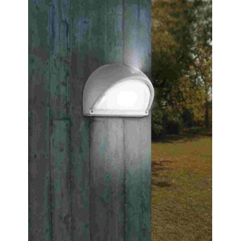 Eglo ONJA Applique per esterno Bianco, 1-Luce