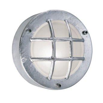 KS Verlichting Navigation Applique Acciaio inox, 1-Luce
