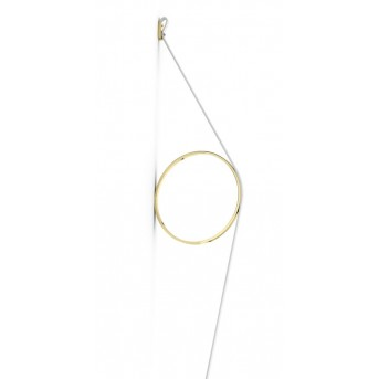 FLOS WIRERING Applique LED Bianco, 1-Luce