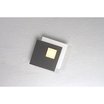 Bopp PIXEL Plafoniera LED Bianco, 1-Luce