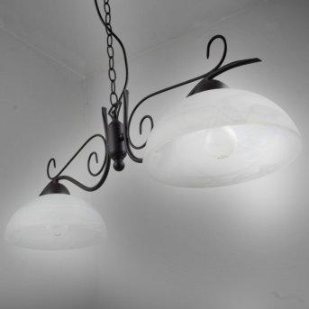 Reality Lampada a sospensione Ruggine, 2-Luci
