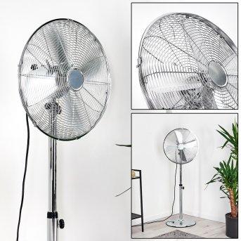 Mahon Ventilatore Cromo