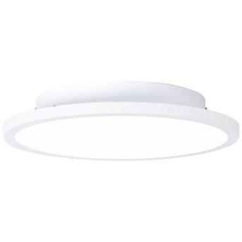 Brilliant Buffi Plafoniera LED Bianco, 1-Luce