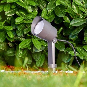 Apenrader Faretto da giardino LED Antracite, 1-Luce