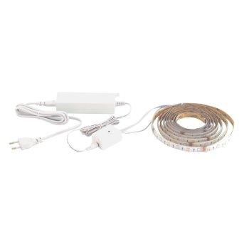 Strisce LED Eglo CONNECT STRIPE-C Bianco, 1-Luce, Cambia colore