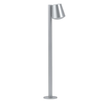 Eglo connect CALDIERO Lampada da terra da esterno LED Acciaio inox, 1-Luce