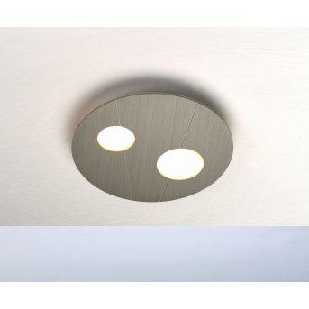Bopp GRAFICO Plafoniera LED Beige, 2-Luci