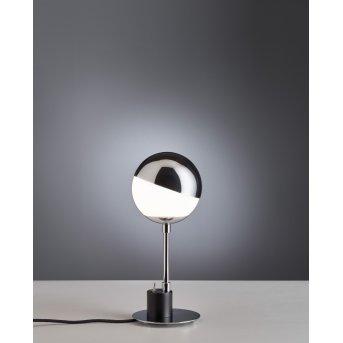 Tecnolumen SF 28 Lampada da tavolo Cromo, Nero, 1-Luce