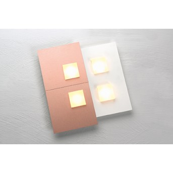 Bopp PIXEL Plafoniera LED Bianco, 4-Luci