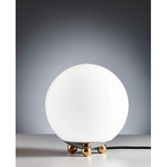 Tecnolumen AD 32 Lampada da tavolo Cromo, Ottone, 1-Luce