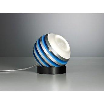 Tecnolumen Bulo Lampada da tavolo LED Blu, 1-Luce
