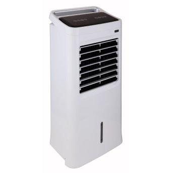 Globo Air Cooler Ventilatore Bianco, Telecomando