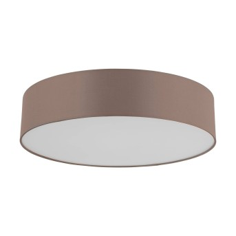 Eglo ROMAO-C Plafoniera LED Bianco, 1-Luce