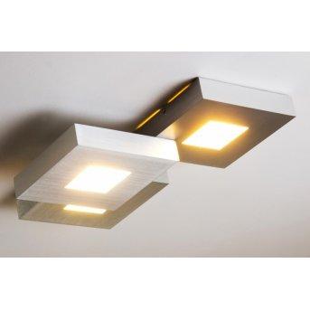 Bopp CUBUS Plafoniera LED Alluminio, 3-Luci