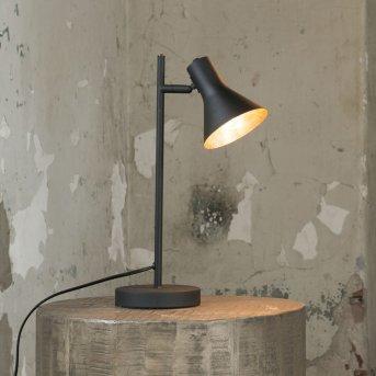 Bokelte Lampada da Tavolo Nero, 1-Luce