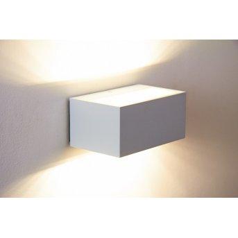 Lutec by Eco Light Applique per esterno LED Bianco, 1-Luce