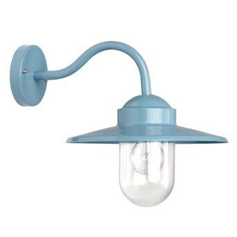 KS Verlichting Dolce Applique Blu, 1-Luce