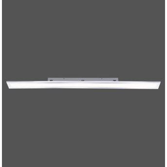 Paul Neuhaus FLAG Plafoniera LED Cromo, 1-Luce