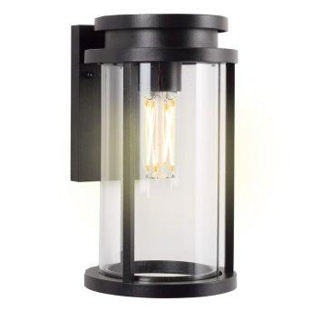 KS Verlichting Sydney Applique Nero, 1-Luce